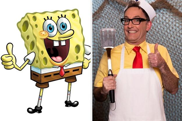 Voice Of SpongeBob SquarePants • Behind The Voice Actors |Spongebob Squarepants Voice Actors
