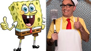 "This Is What The Voice Actors On ""SpongeBob SquarePants'"" Look Like As Human Versions Of Their Characters"