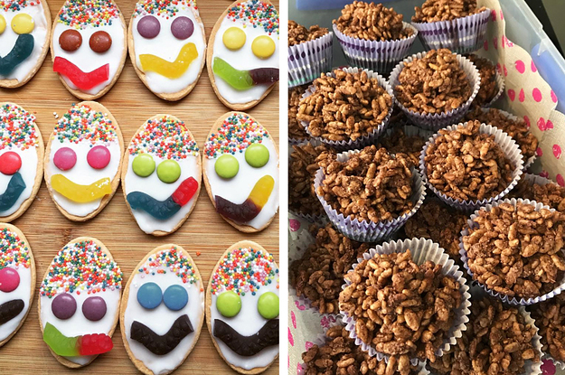 """18 Aussie Cake Stall Snacks Ranked From """"Blegh"""" To """"Take My $2 Right Now!"""""""