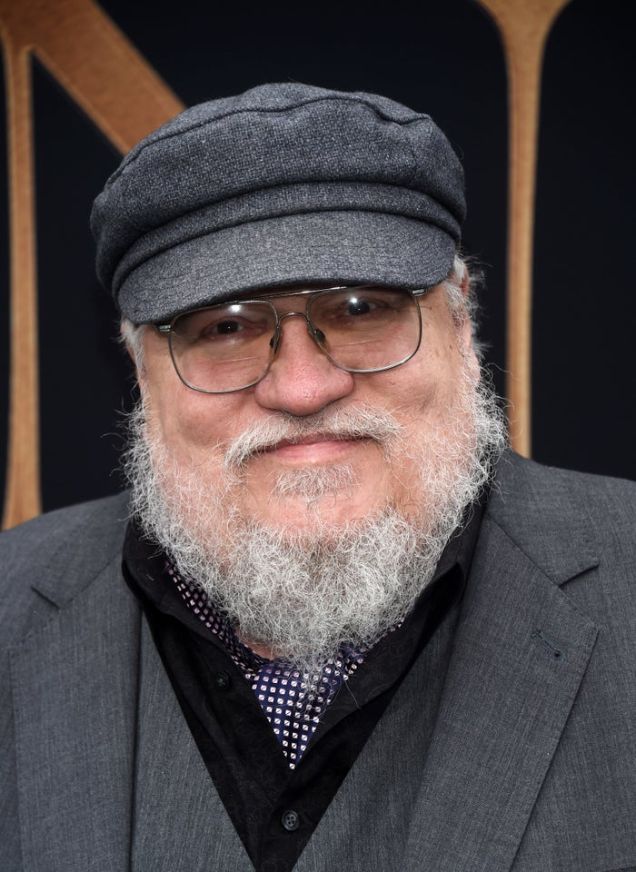 "George R. R. Martin Has Opened Up About The ""Game Of Thrones"" Ending"