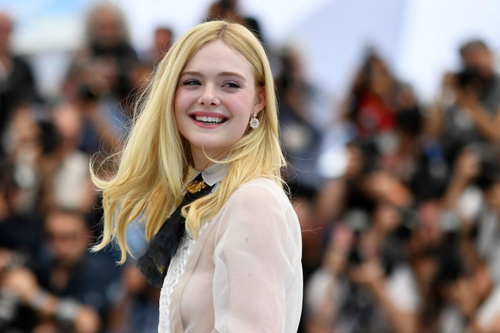 Elle Fanning Fainted At Cannes Film Festival Because Her Dress Was Too Tight
