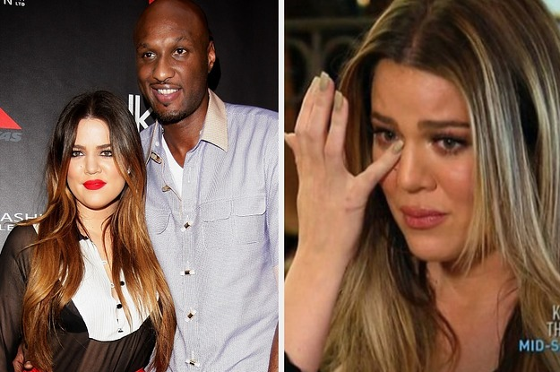 Khloé Kardashian And Lamar Odom Both Spilled Tea On Their Marriage And Divorce