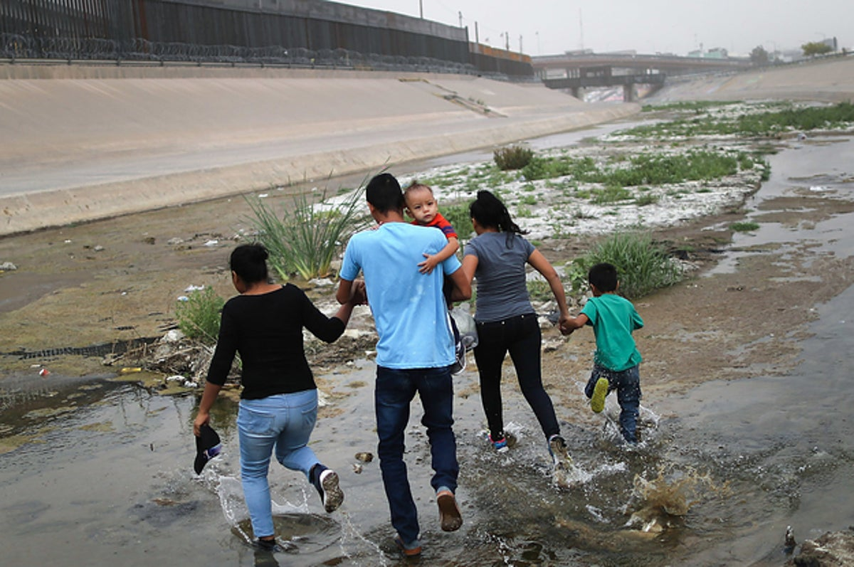 They Were Told 45 Days. Now Asylum-Seekers Are Being Forced To Wait Up To A Year In Mexico.
