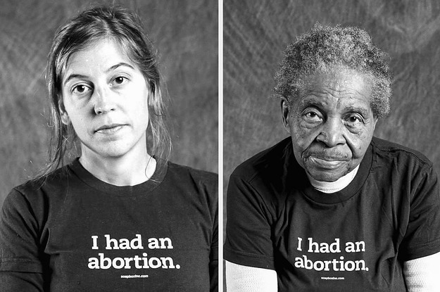 This Powerful Photo Series Asks Women To Talk About Their Abortions