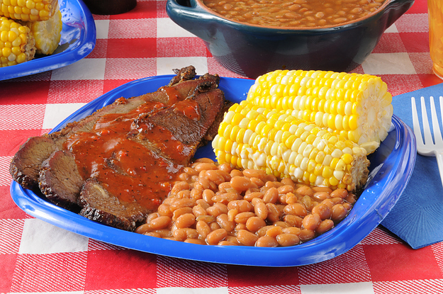 Build A BBQ Plate And We'll Reveal ...