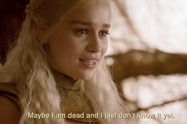 """I Have A Theory That Might Explain Why We Should Have Seen Dany's Death Coming In """"Game Of Thrones"""""""