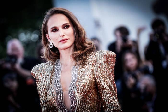 """Natalie Portman Called Moby's Claim That He Dated Her When She Was A Teenager """"Disturbing"""""""
