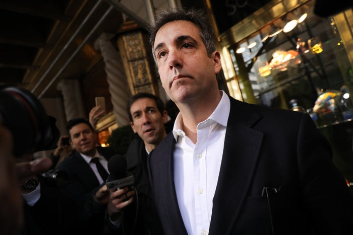 Unsealed Documents Show Mueller Knew Trump Was Writing Secret Checks To Michael Cohen In 2017