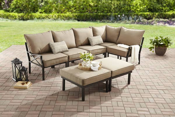 Outdoor Furniture From