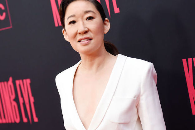 There's Something About Sandra Oh We're ...