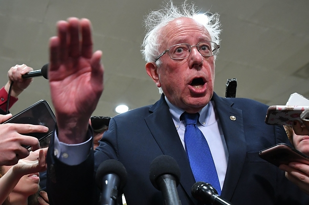 High-Dollar Donations Funded Bernie Sanders' Policy Group A Year Before His 2020 Campaign