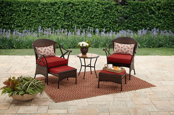 28 Pieces Of Outdoor Furniture From Walmart That Only Look Expensive
