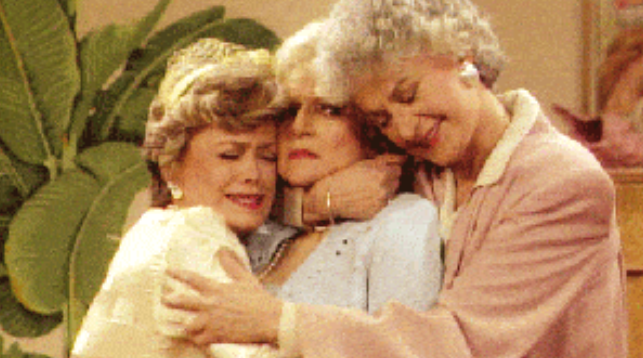 """What Is The Funniest Moment From """"The Golden Girls""""?"""