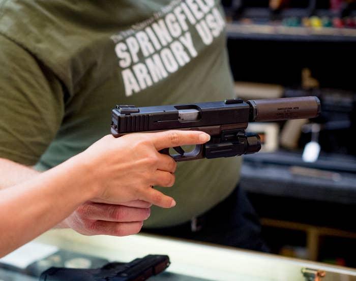 Scientists Showed How More Guns Led To More Violent Crime
