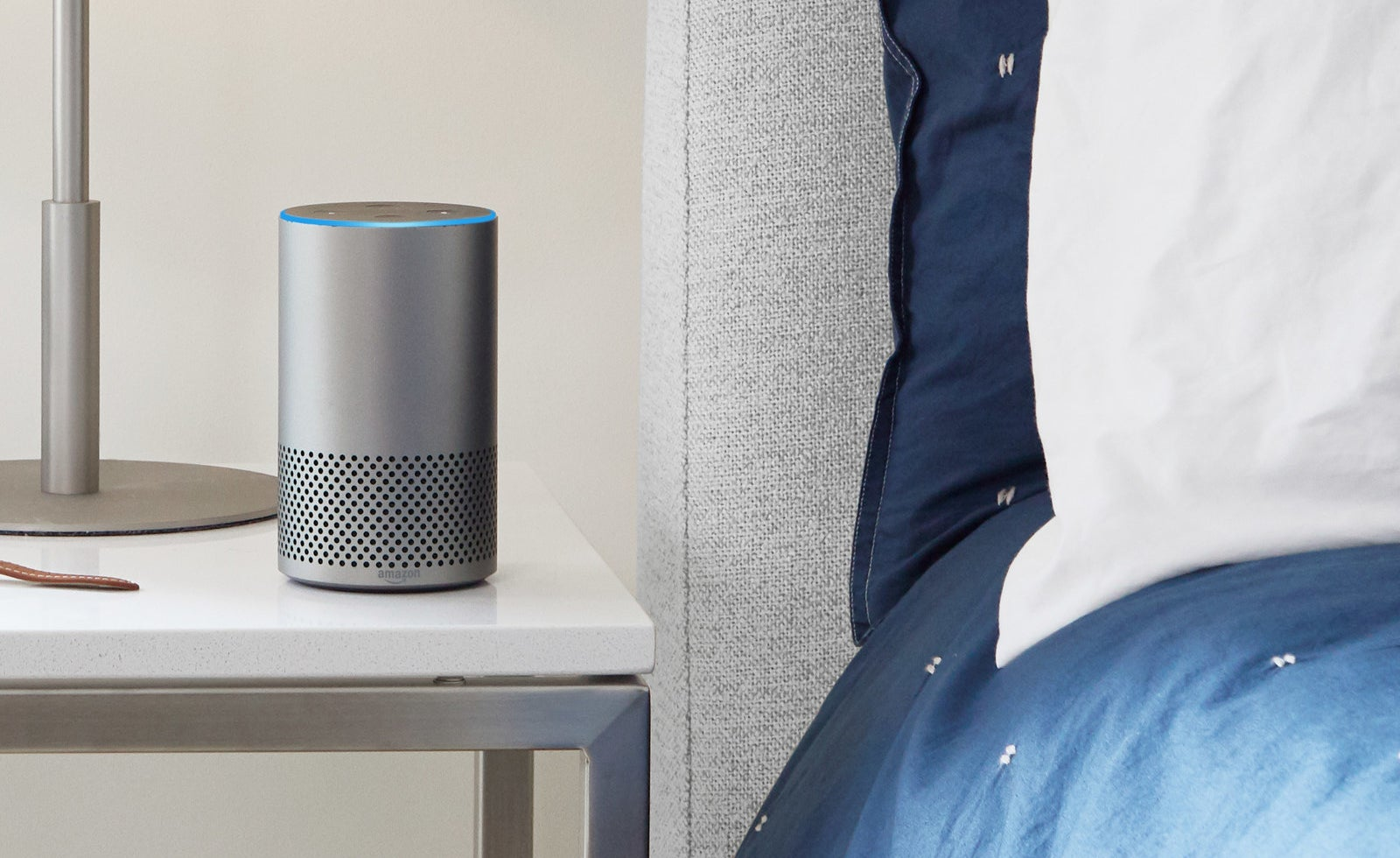 """Amazon Filed A Patent To Record You Before You Even Say """"Alexa"""""""