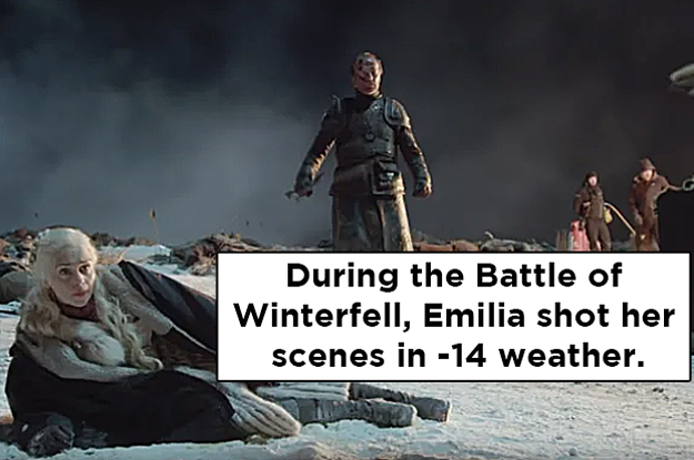 "49 ""Game Of Thrones"" Facts From The Final Season That You'll Only Know If You're A Superfan"
