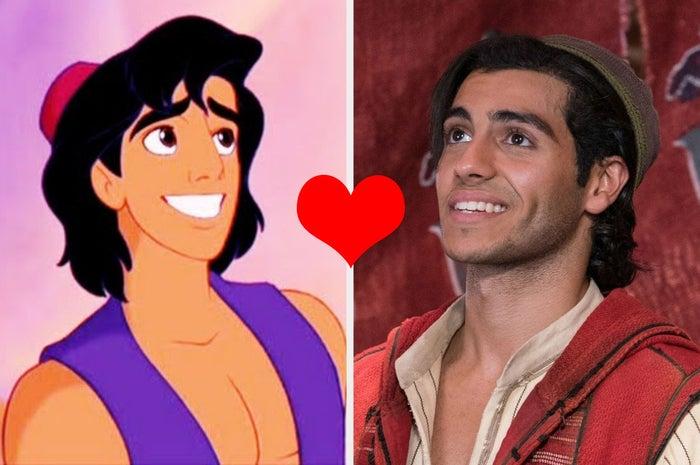 Live-Action Aladdin Or Animated Aladdin — Who Do You Belong With?