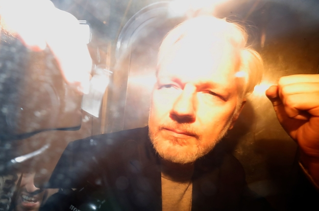 WikiLeaks Founder Julian Assange Is Facing 17 More Criminal Charges In The US