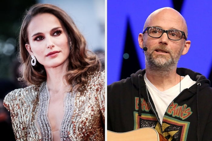 "Moby Keeps Insisting He Dated A Teenage Natalie Portman After She Called Those Claims ""Disturbing"" And ""Creepy"""