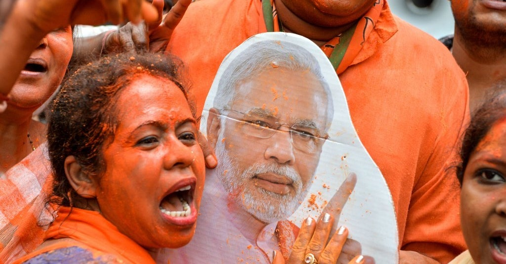 Narendra Modi Has Won Another Historic Election Victory In India