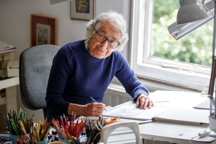 Fans Are Sharing Heartwarming Memories About Children's Author Judith Kerr Who Died At 95