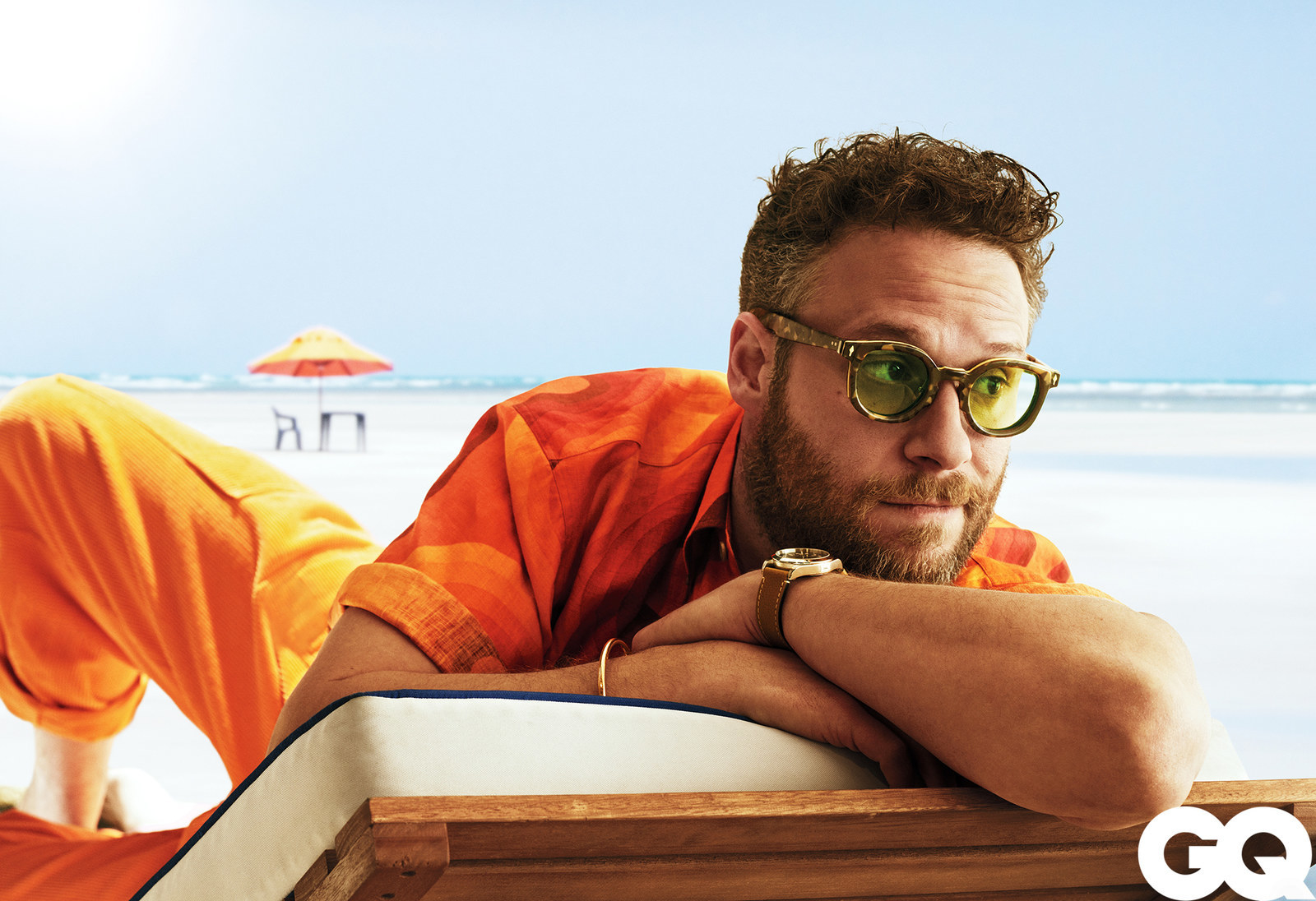 Morning Update: Seth Rogen, Thirst Object