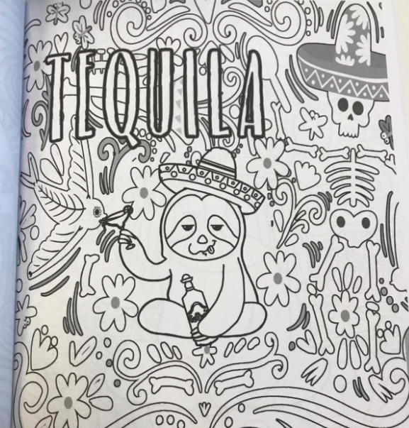 20 Hilarious Coloring Books That'll Definitely Help You De-Stress