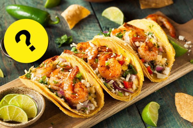 Which Taco Best Matches Your Personality?