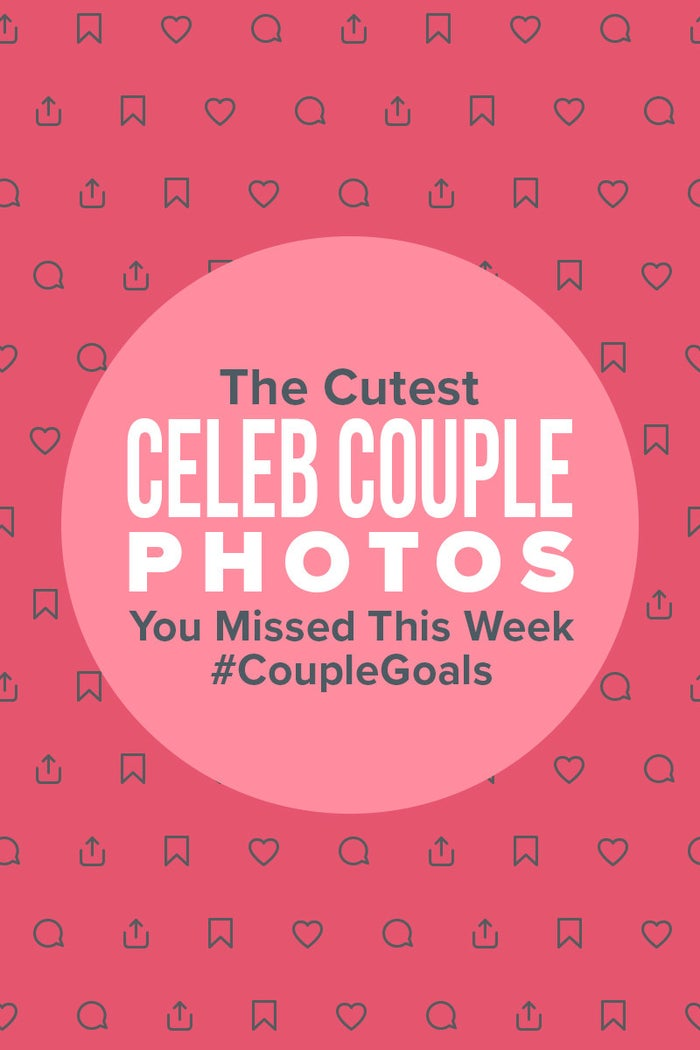 16 Photos Of Celebrity Couples That'll Put A Smile On Your Face
