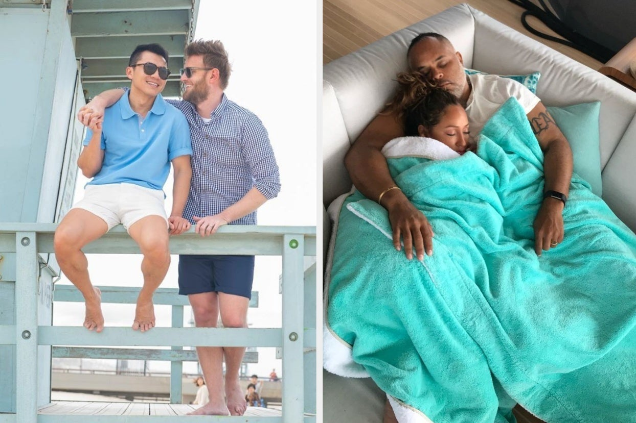 16 Photos Of Celebrity Couples You Might Have Missed This Week