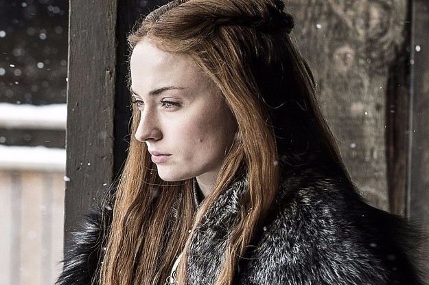 """This Is What Sophie Turner Said About Sansa's Ending On """"Game Of Thrones"""""""