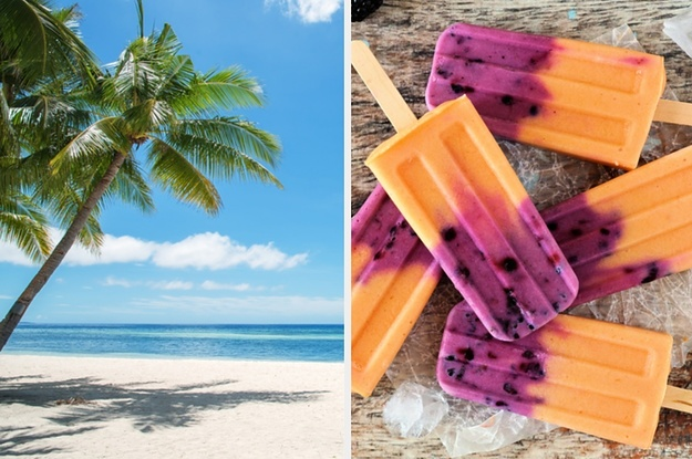 The Ultimate Summer Vacation Poll