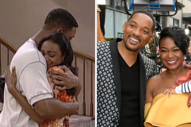 The Cast Of Fresh Prince Reunited At The Aladdin Premiere, And 10 More Moments Of Black Excellence