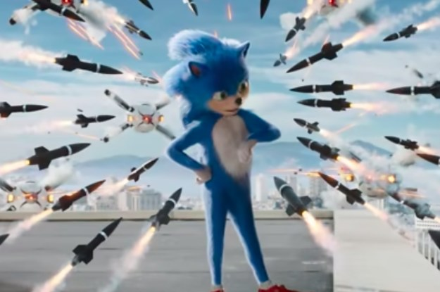 Sonic The Hedgehog Movie Release Delayed For Character Redesign