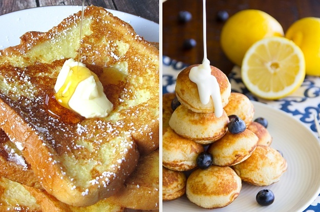 21 Breakfast Recipes Guaranteed To Get You Up Before Noon