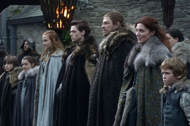 Which Stark Sibling From Game Of Thrones Matches Your Personality?
