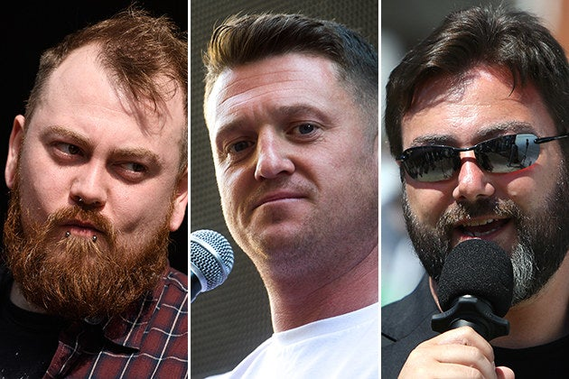 Tommy Robinson And Carl Benjamin Have Failed To Get Elected To The European Parliament