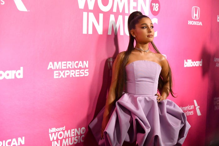 Ariana Grande Just Got A New Wax Figure And Fans Are Very Confused