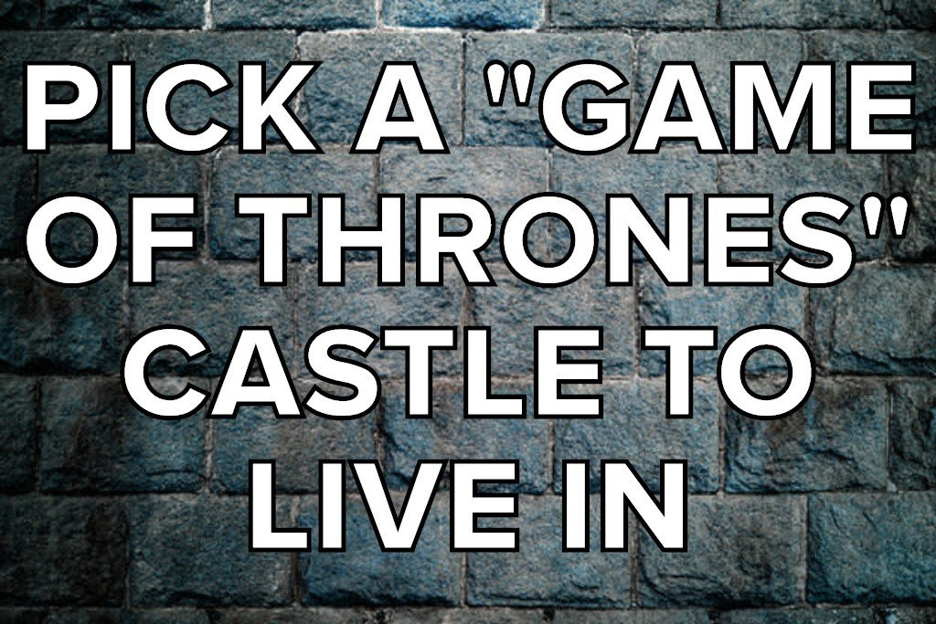 """Which """"Game Of Thrones"""" Hybrid House Do You Belong In?"""