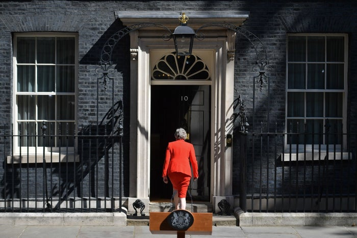 Inside The Number 10 Bunker: How Distrust And Division Helped Sink Theresa May's Premiership