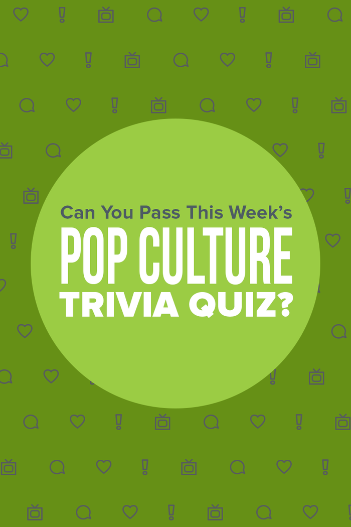 Can You Get 5/8 On This Pop Culture Test?