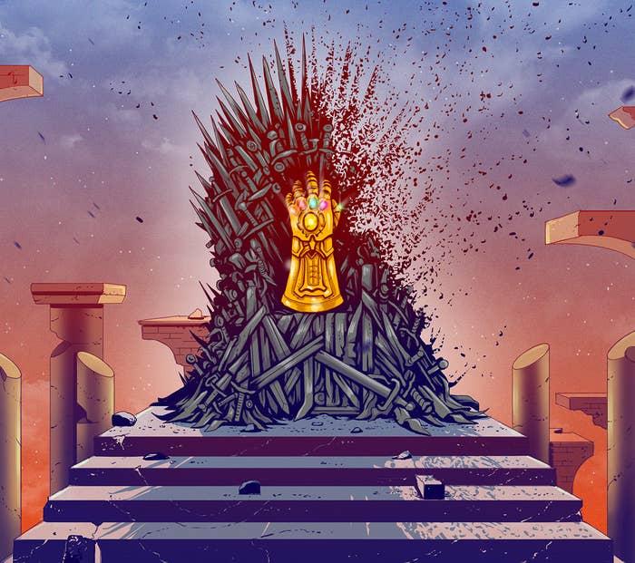 "Game Of Thrones"" Vs  ""Avengers: Endgame"" — Who Won The Final"