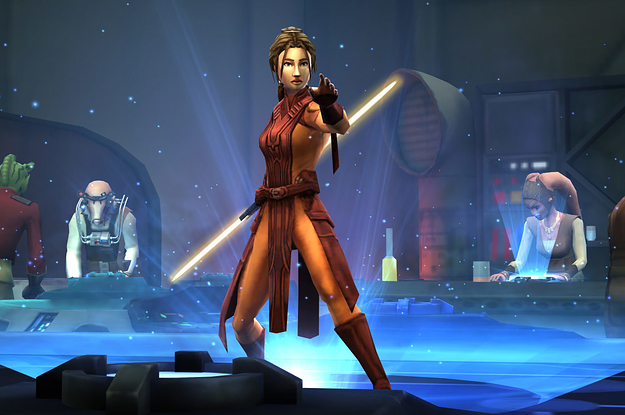 "New ""Star Wars"" Movie Based On ""Knights Of The Old Republic"" Game In The Works"