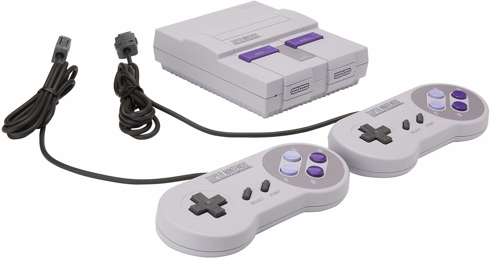 The Super NES Classic