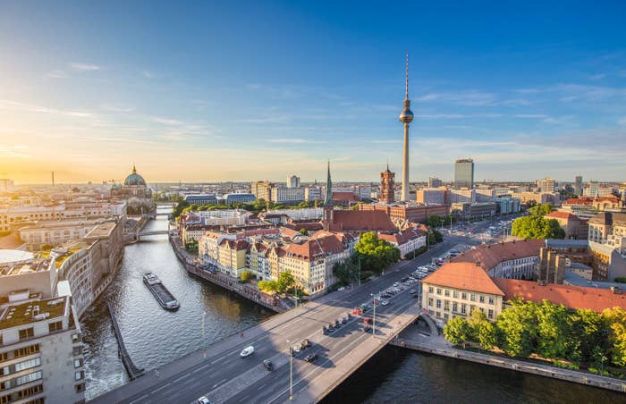 Here's Your 4-Day Food And Travel Guide To Berlin
