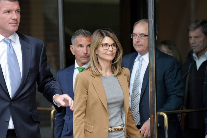 Lori Loughlin Could Be Going To Prison For 40 Years — Here's How We