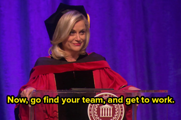 """21 Very Important Life Lessons From """"Parks And Rec"""" That Are Better Than Anything You Learned In School"""