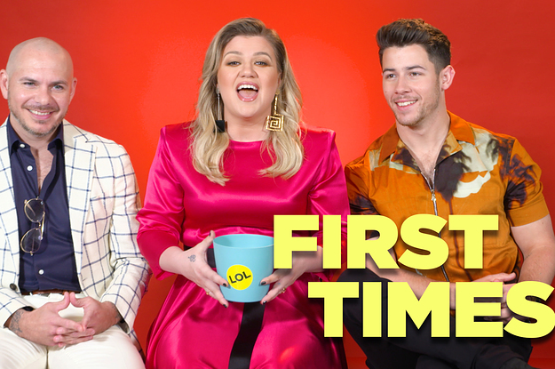 Nick Jonas, Kelly Clarkson, And Pitbull Revealed Which Songs They Wished They Never Recorded