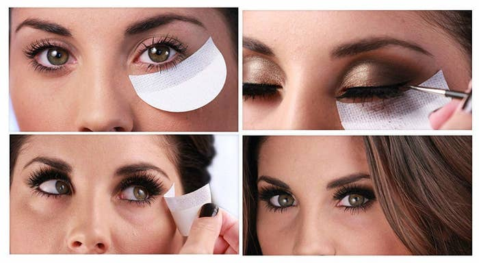 stick on covers that keep the eye shadow in line