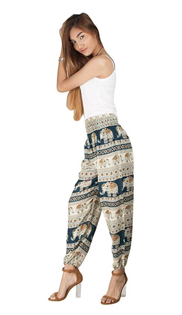 d2e5b52504b7 The perfect pair of elephant pants to tag along with you on vacation.
